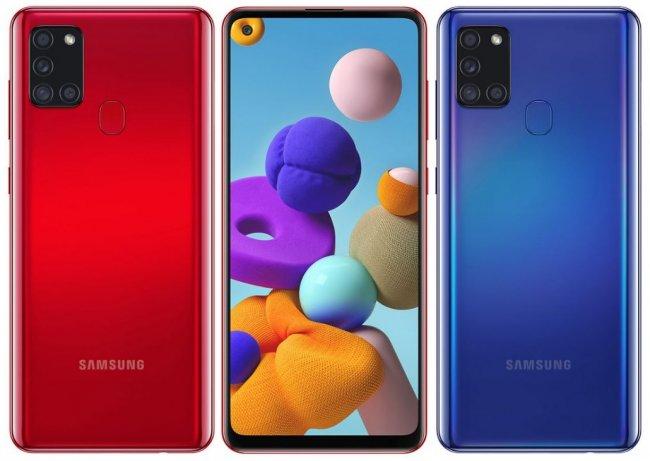 Цена на Samsung Galaxy A21s Dual