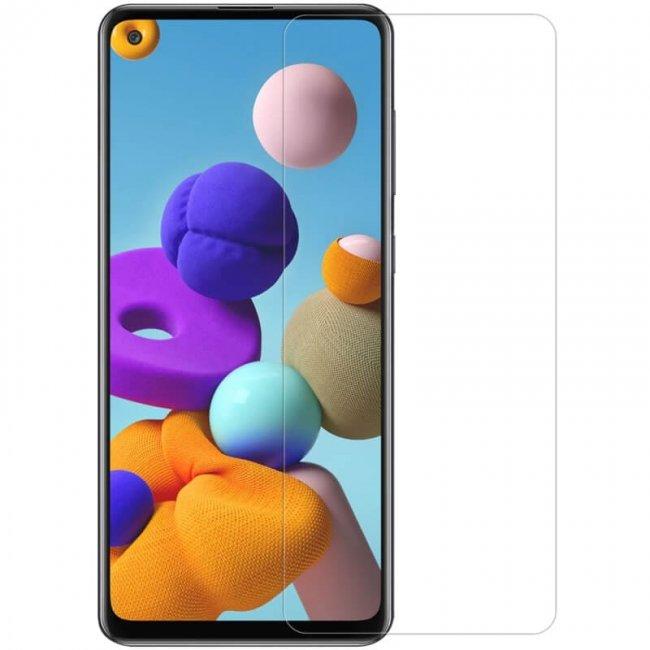 Стъклен Протектор за мобилен телефон Samsung Galaxy A21s