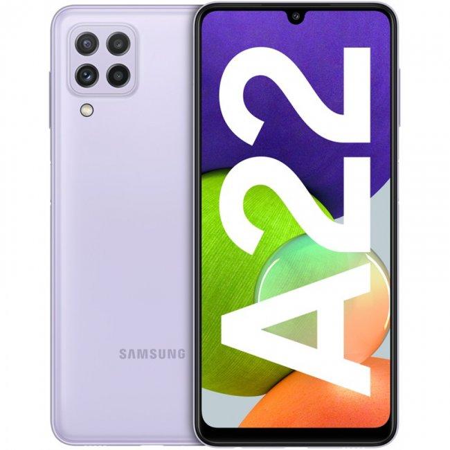 Смартфон Samsung Galaxy A22 A225 DUAL