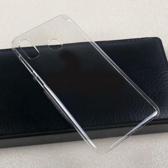 Калъф за Samsung Galaxy A30 Invisible Case - Прозрачен силиконов гръб