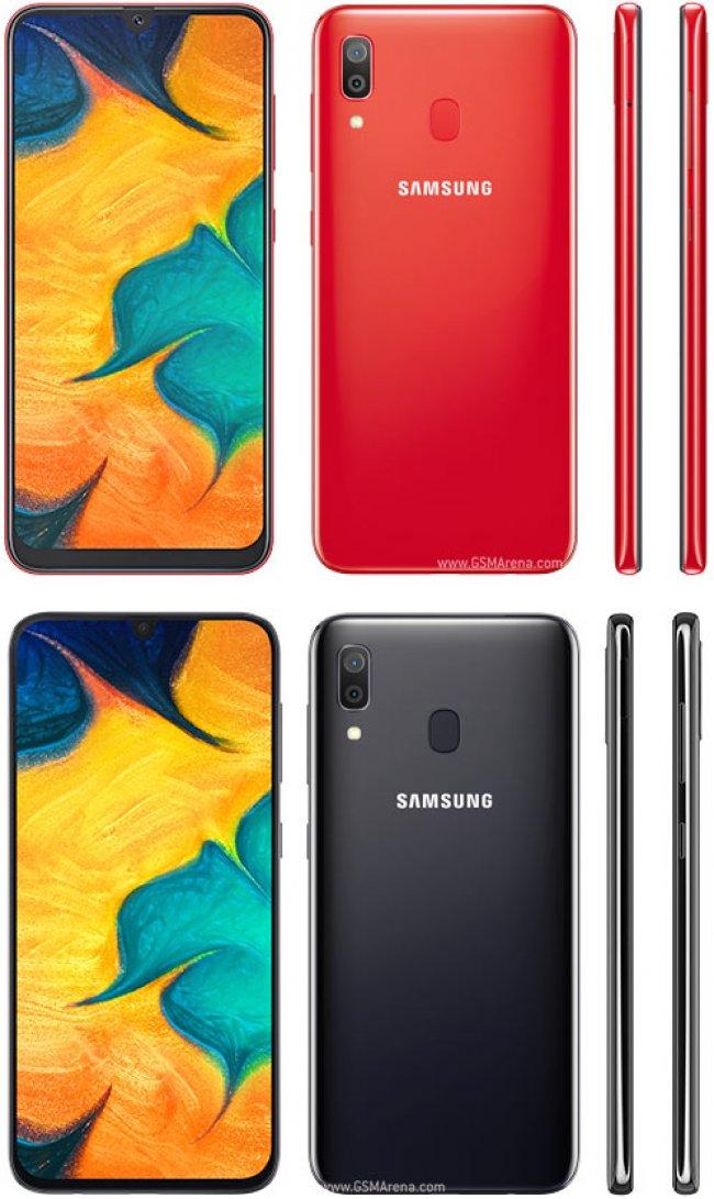 Цена на Samsung Galaxy A305 A30 DUAL