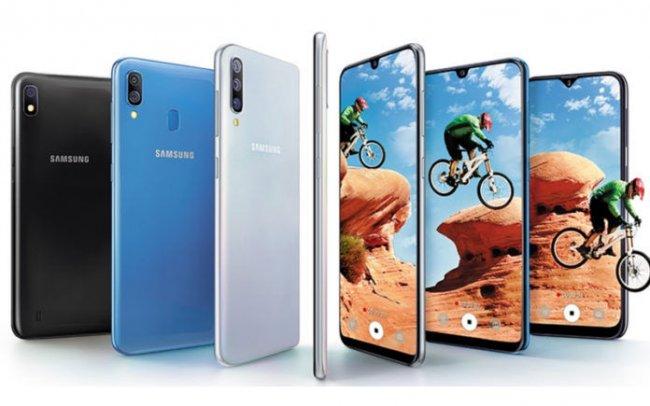 Снимка на Samsung Galaxy A305 A30 DUAL