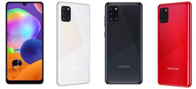Цена на Samsung Galaxy A31 A315 DUAL