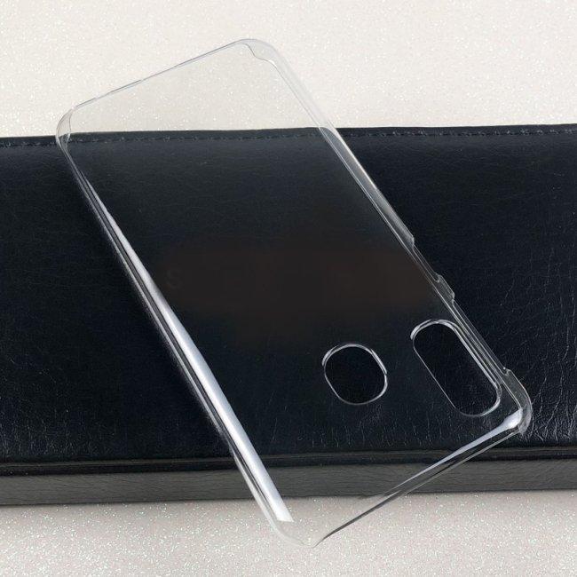 Калъф за Samsung Galaxy A40 Invisible Case - Прозрачен силиконов гръб