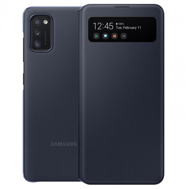 Калъф за Samsung Galaxy A41 (2020) S View Wallet Cover