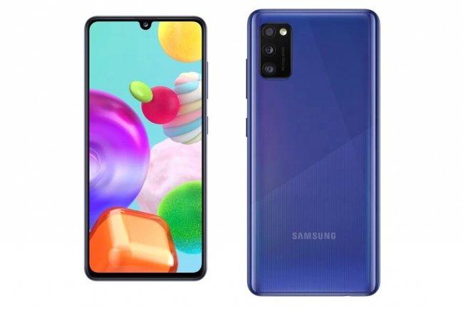 Снимки на Samsung Galaxy A415 A41 DUAL