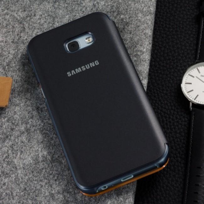 Снимки на Samsung Galaxy A5 2017 A520 Neon Flip Cover