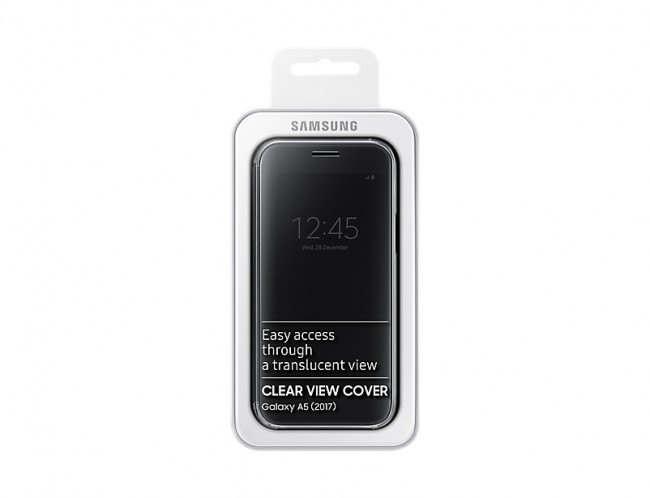 Калъф за Samsung Galaxy A5 2017 Clear View Cover