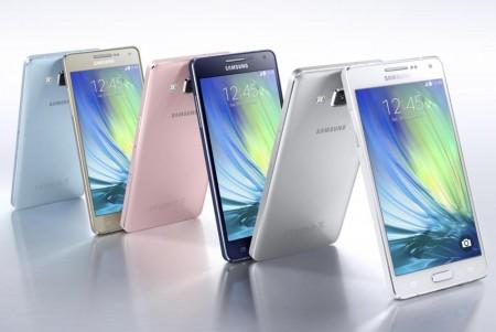 Samsung Galaxy A5 A500 Снимки