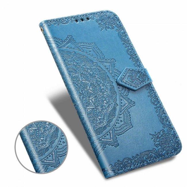 Калъф за Samsung Galaxy A50 Flip Case Mandala - Калъф за телефон