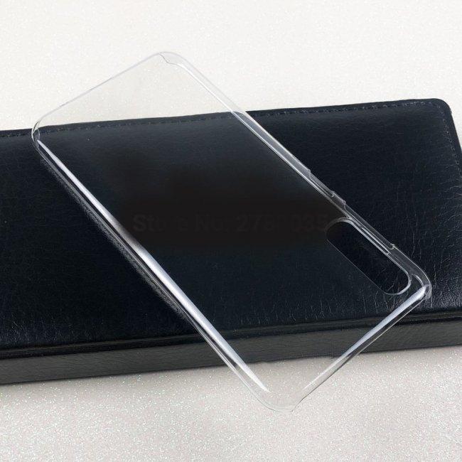 Калъф за Samsung Galaxy A50 Invisible Case - Прозрачен силиконов гръб