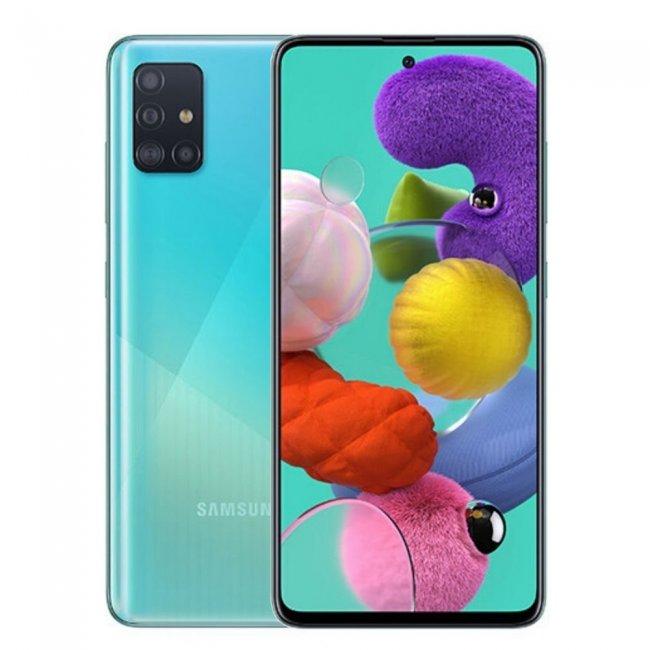 Смартфон Samsung Galaxy A51 A515 DUAL