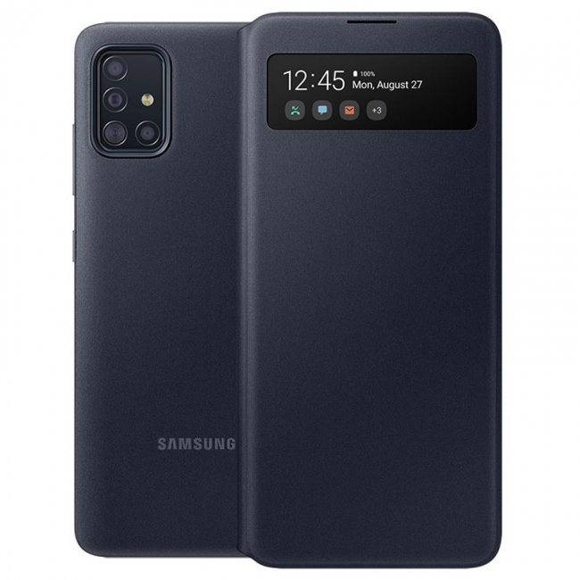 Калъф за Samsung Galaxy A51 S View Wallet Cover