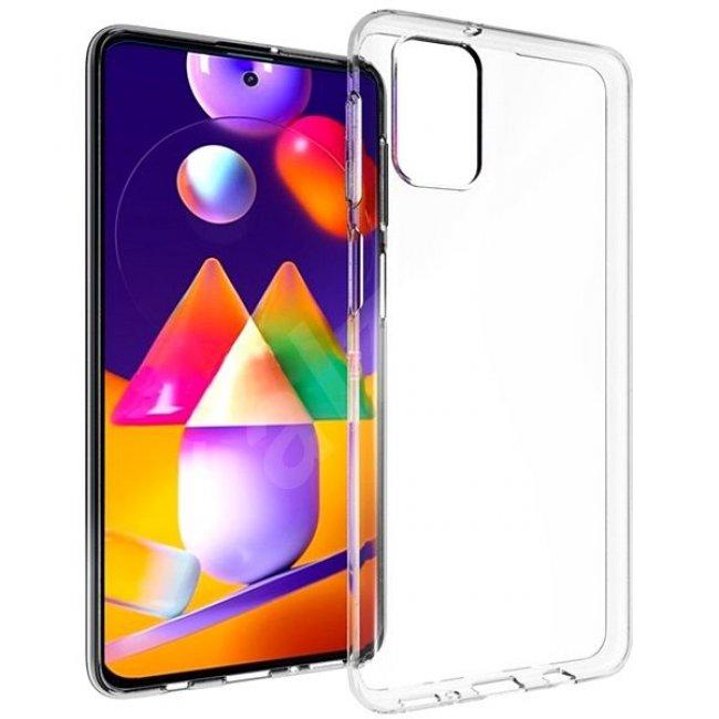 Калъф за Samsung Galaxy A52 прозрачен калъф