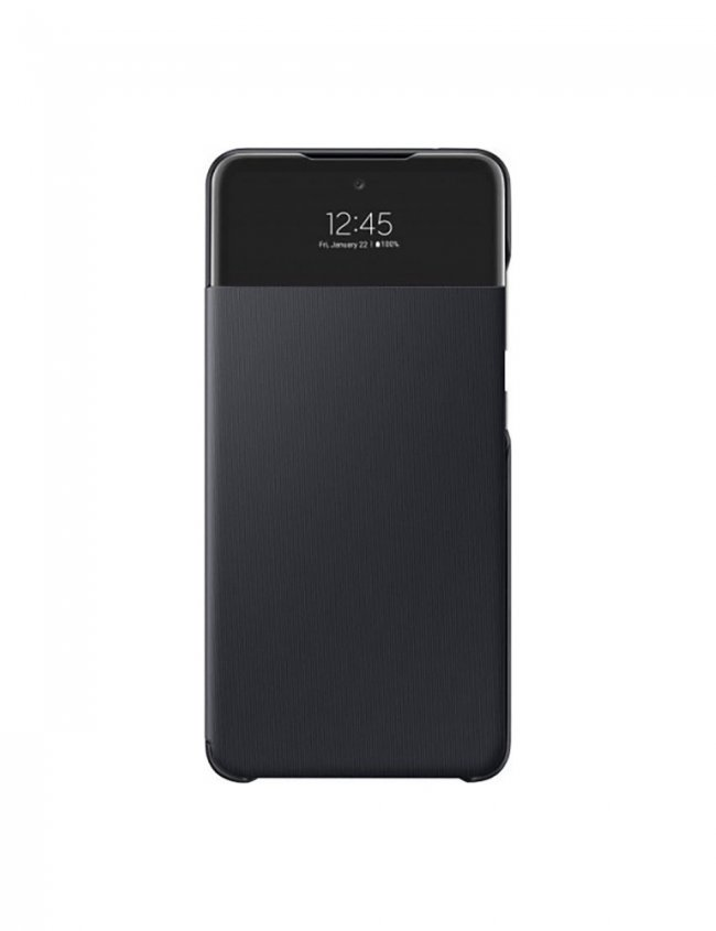 Калъф за Samsung Galaxy A52 Smart S View Wallet Cover