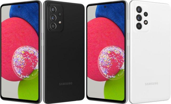 Смартфон Samsung Galaxy A52s 5G A528 DUAL