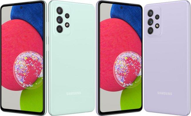 Samsung Galaxy A52s 5G A528 DUAL