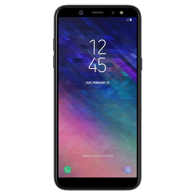 Смартфон Samsung GALAXY A6 A600 (2018) DUAL SIM
