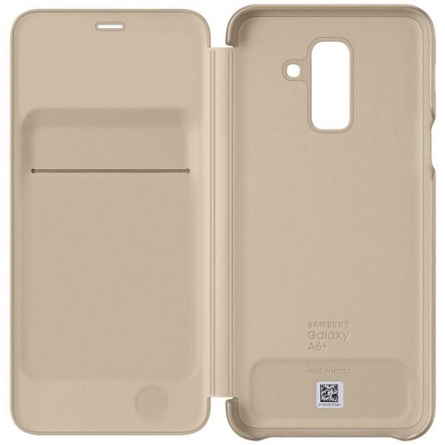 Снимки на Samsung GALAXY A6 A600 (2018) Wallet Cover