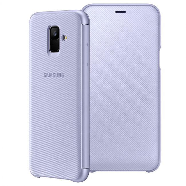 Снимка на Samsung GALAXY A6 A600 (2018) Wallet Cover
