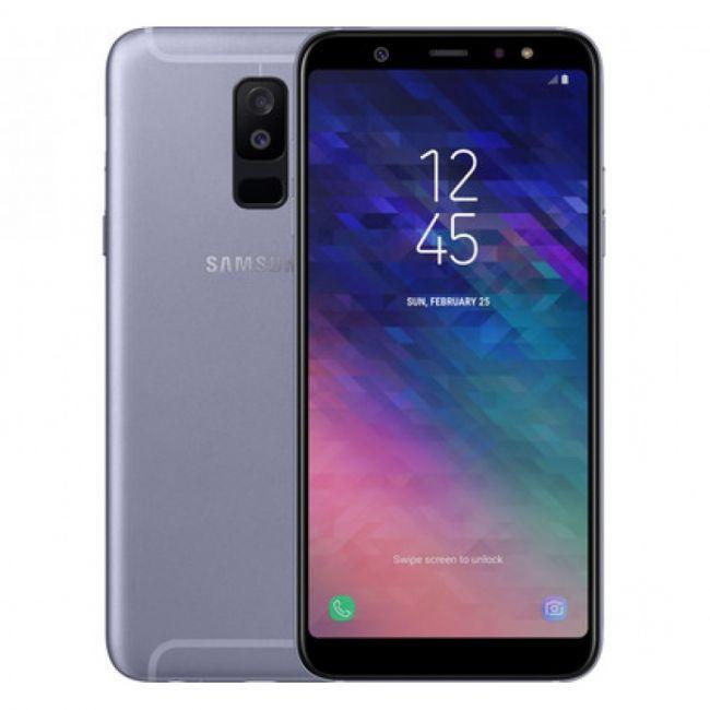 Смартфон Samsung GALAXY A6+ PLUS A605 DUAL SIM