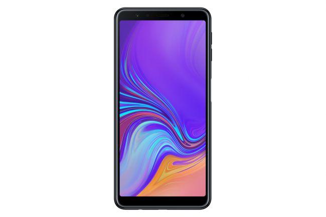 Снимка на Samsung Galaxy A7 (2018) A750F DUAL