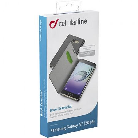 Калъф за Samsung Galaxy A7 A710 (2016) Book Essential