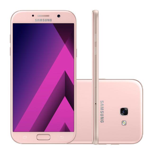 Samsung Galaxy  A7 A720 2017 Dual SIM Снимки