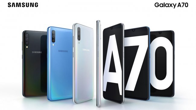 Снимки на Samsung Galaxy A705 A70   DUAL