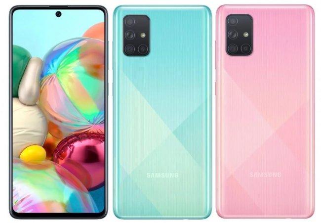 Смартфон Samsung Galaxy A71 A715