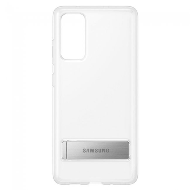 Калъф за Samsung Galaxy A72  Clear Standing Cover Transparent