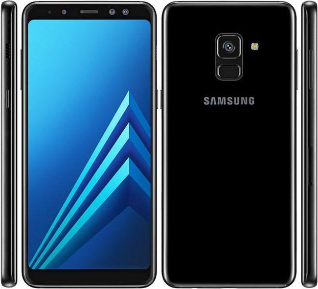 Смартфон Samsung Galaxy A8 (2018) A530  DUAL