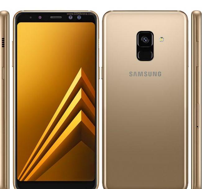 Снимки на Samsung Galaxy A8 (2018) A530  DUAL