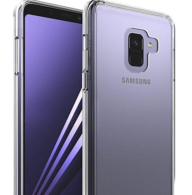 Samsung Galaxy A8/ A8 Plus (2018) Case Invisible