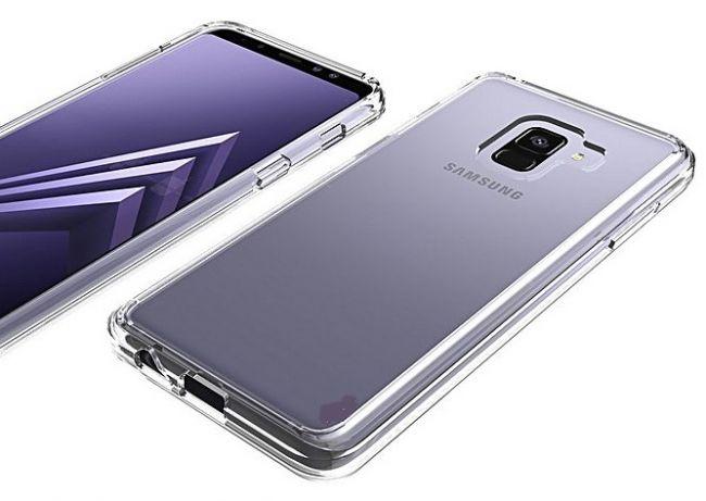 Цена на Samsung Galaxy A8/ A8 Plus (2018) Case Invisible