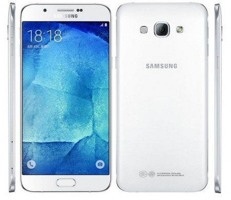 Цена на Samsung Galaxy A8 A800 Dual SIM