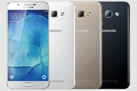 Samsung Galaxy A8 A800 Dual SIM