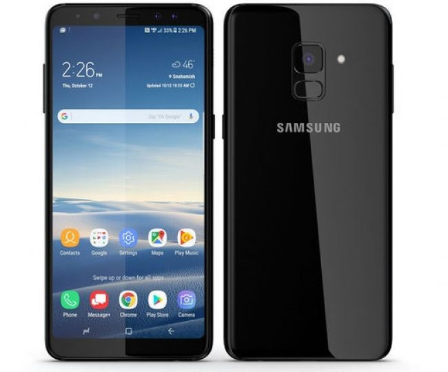 Смартфон Samsung Galaxy A8 Plus A730 (2018) DUAL