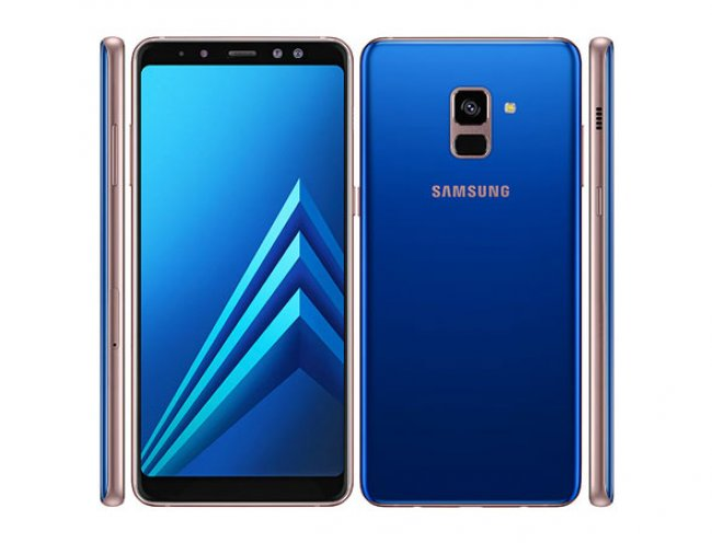 Снимки на Samsung Galaxy A8 Plus A730 (2018) DUAL