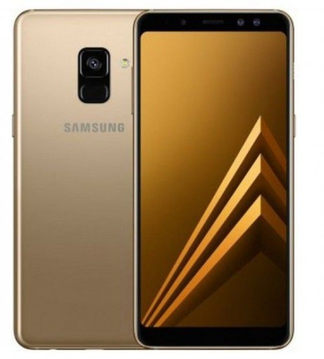 Снимка на Samsung Galaxy A8 Plus A730 (2018) DUAL