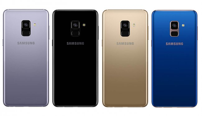 Samsung Galaxy A8 Plus A730 (2018) DUAL Снимки