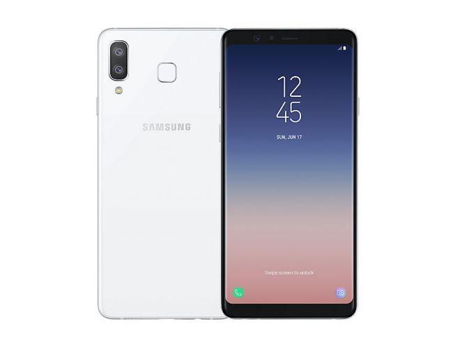 Снимки на Samsung Galaxy A8 Star (A9 Star)