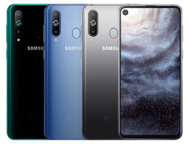 Samsung Galaxy A8s G8870 DUAL