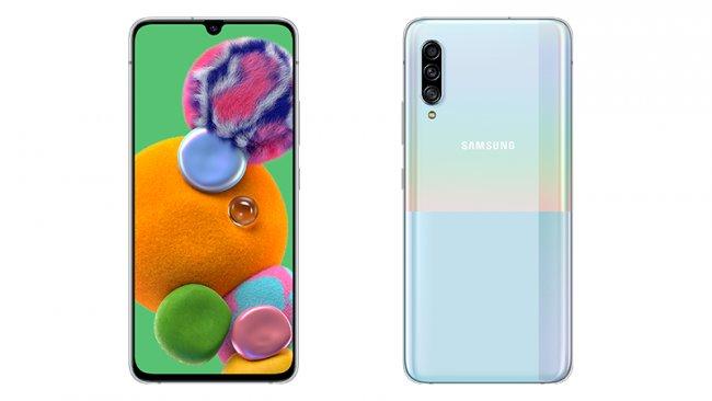 Цена Samsung Galaxy A90 5G