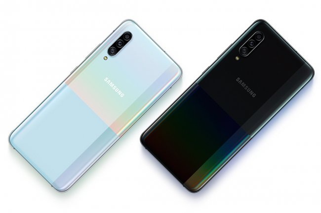 Снимки на Samsung Galaxy A90 5G