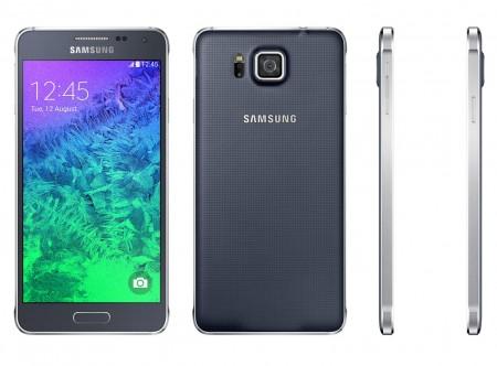 Снимки на Samsung Galaxy Alpha G850