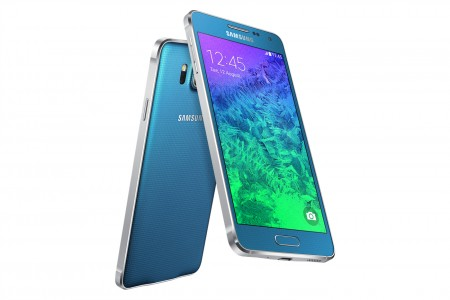 Samsung Galaxy Alpha G850 Снимка