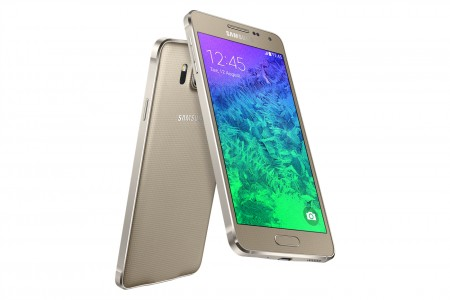 Samsung Galaxy Alpha G850 Снимки