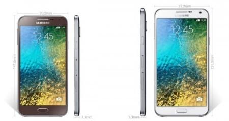 Цена на Samsung Galaxy E7 E700