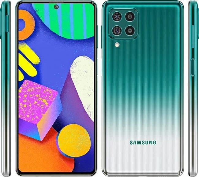 Samsung Galaxy F62 Dual
